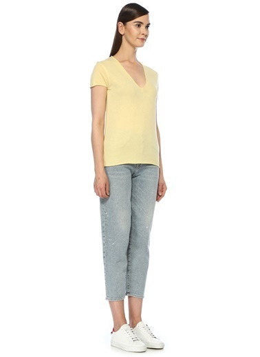 Zadig&Voltaire Tişört Sarı